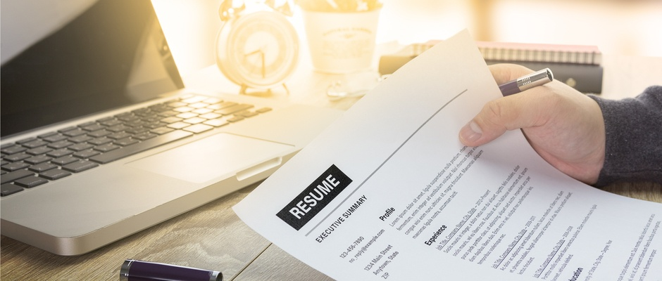 The Resume Is Not the Candidate